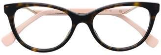 Fendi Eyewear cat-eyed glasses