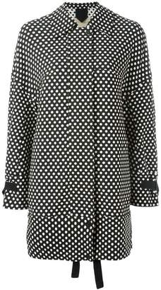 Christian Wijnants 'Joho' polka dots coat