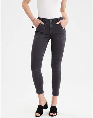 American Eagle AE Ne(X)t Level High-Waisted Jegging Crop