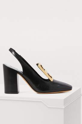 Givenchy 4G slingback pumps