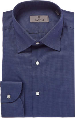 Canali Slim Fit Dress Shirt