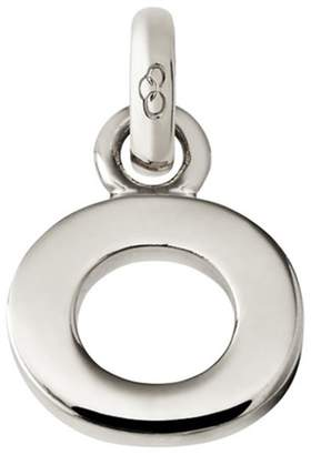 Links of London Sterling Silver Letter O Charm