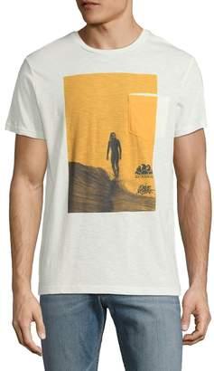 Sundek Men's Cotton Surfer T-Shirt
