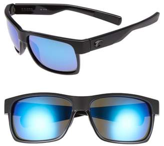 Costa del Mar Half Moon 60mm Polarized Sunglasses