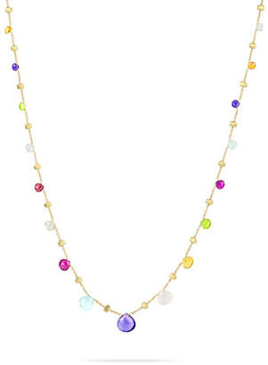 "Marco Bicego Paradise Graduated Short Necklace, 16.5""L"