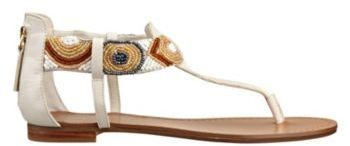GUESS Remia Beaded Sandals