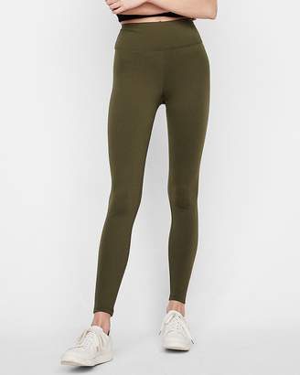 Express High Waisted Stretch Leggings
