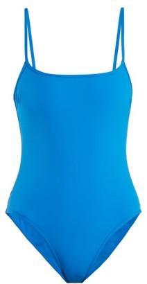 Rochelle Sara The Trevor Swimsuit - Womens - Light Blue