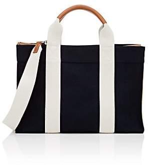 Rue de Verneuil Women's Wool Flannel Mini Tote Bag - Blue
