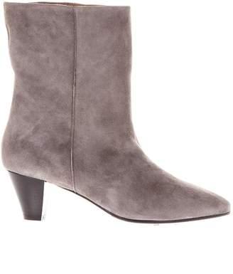 Marc Ellis 50mm Heel Suede Boots