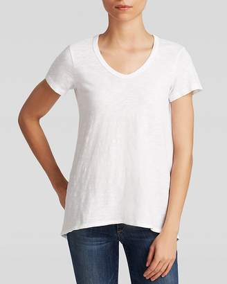Wilt High/Low Shrunken Boyfriend Tee $77 thestylecure.com