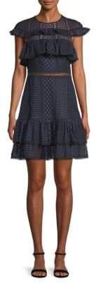 Jay Godfrey Renly Mini Dress