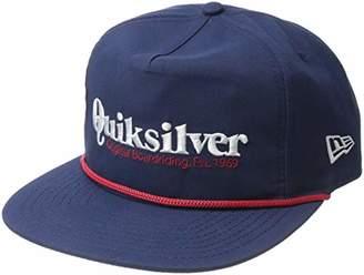 Quiksilver Men's Pine Dropper Trucker HAT