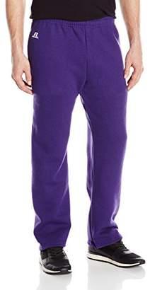 Russell Athletic Men's Dri-Power Fleece Open Bottom Pant