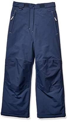 Amazon Essentials Boys' Big Water-Resistant Snow Pant