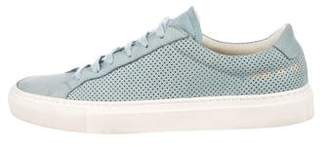 Common Projects Woman by Leather Lace-Up Sneakers