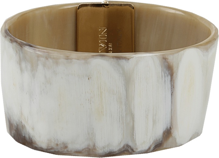 Lanvin Lliade Horn Bracelet