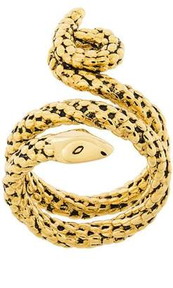 Aurelie Bidermann wrap-around snake ring