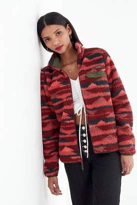 Columbia Mountain Side Heavyweight Fleece Jacket