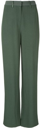 Dion Lee straight leg trousers
