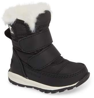 Sorel Whitney Waterproof Faux Fur Trim Boot