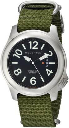 Momentum Men's Steelix Watch