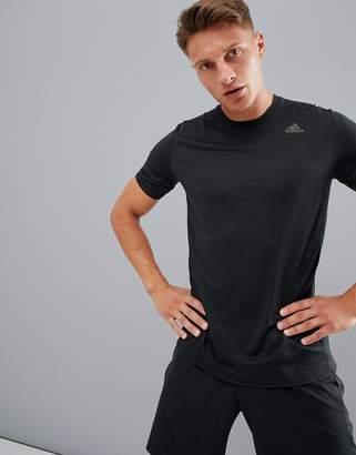 adidas Supernova T-Shirt In Black CZ8725