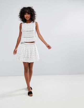 d.RA Heather Mini Skirt