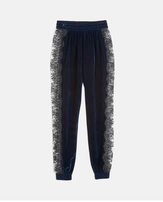 Stella McCartney Daphne Velvet Pants