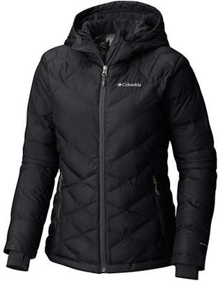 6e06854a6c9 at The Bay · Columbia Plus Heavenly Insulated Hooded Jacket
