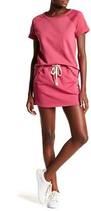 Alternative Terry Mini Skirt