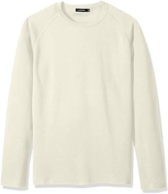 J. Lindeberg Men's Cotton Crewneck Sweater
