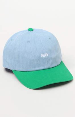 Obey Wardlow Snapback Hat