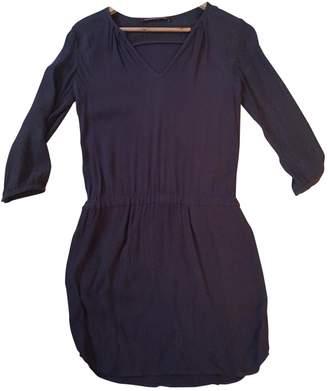 Comptoir des Cotonniers Purple Dress for Women