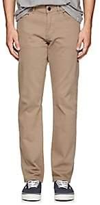 Dl 1961 Men's Avery Straight Jeans-Beige, Tan Size 29