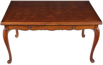 One Kings Lane Vintage C.1930 French Louis XV-Style DiningTable - Vintique