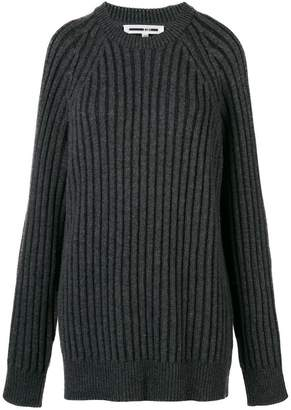 McQ cut-out shoulder jumper