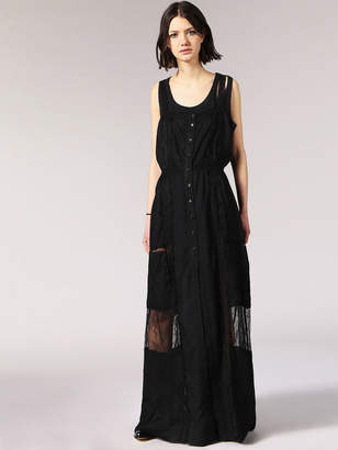 Diesel Dresses 0AAPQ - Black - M