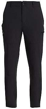 Madison Supply Men's Zipper Woven Pants