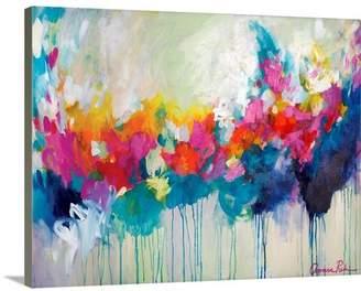 Great Big Canvas 'Wishful Thinking' by Amira Rahim Painting Print