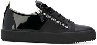Giuseppe Zanotti Double low-top sneakers
