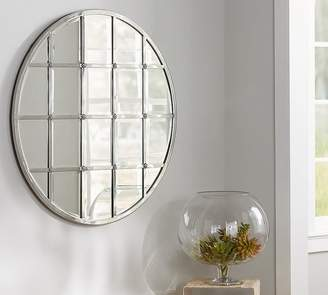 Pottery Barn Eagan Multipanel Mirror - Round