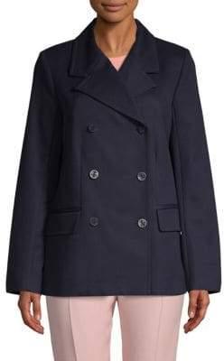 A.P.C. Classic Buttoned Coat