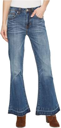 Rock and Roll Cowgirl High-Rise in Medium Wash W8H5100 Women's Jeans