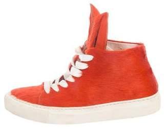 Minna Parikka Ponyhair Bunny Sneakers