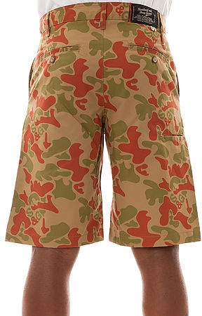 Camo Standard and Grind The New Twill Shorts