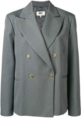 MM6 MAISON MARGIELA structured blazer