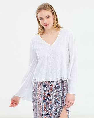 All About Eve Delilah Top