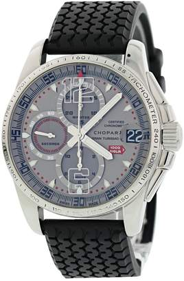 Chopard Mille Miglia Black Steel Watches