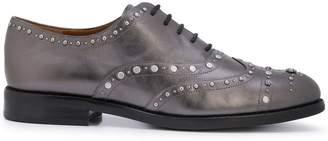 Coach Tegan oxford shoes
